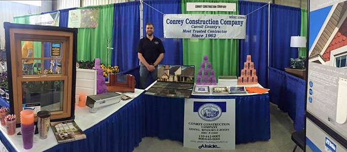 Conrey Construction Home Show MD